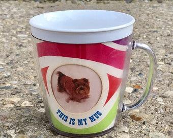 Retro Vintage Dog Mug - Thermo Serv USA