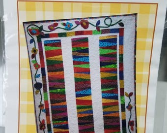 How Does Your Garden Grow ? ~ Silver Thimble Quilt Co