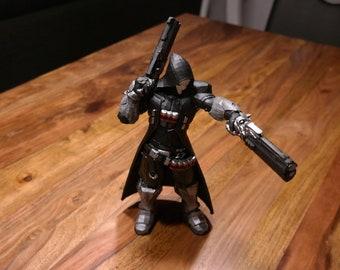 Handmade Figurine - Overwatch