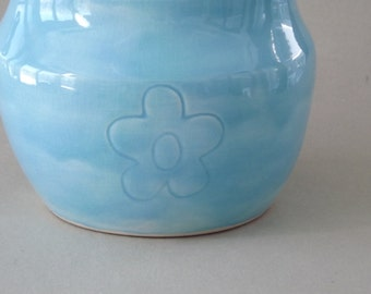 Oval Vase, Kitchen Utensil Holder, Drop In Plant Holder, Flower Vase