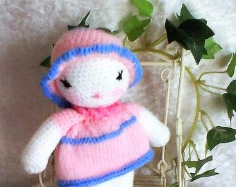Lori, mini doll, hand made