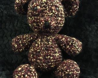 Crochet bear **Ready to ship**