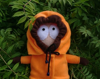 Kenny from south park toy