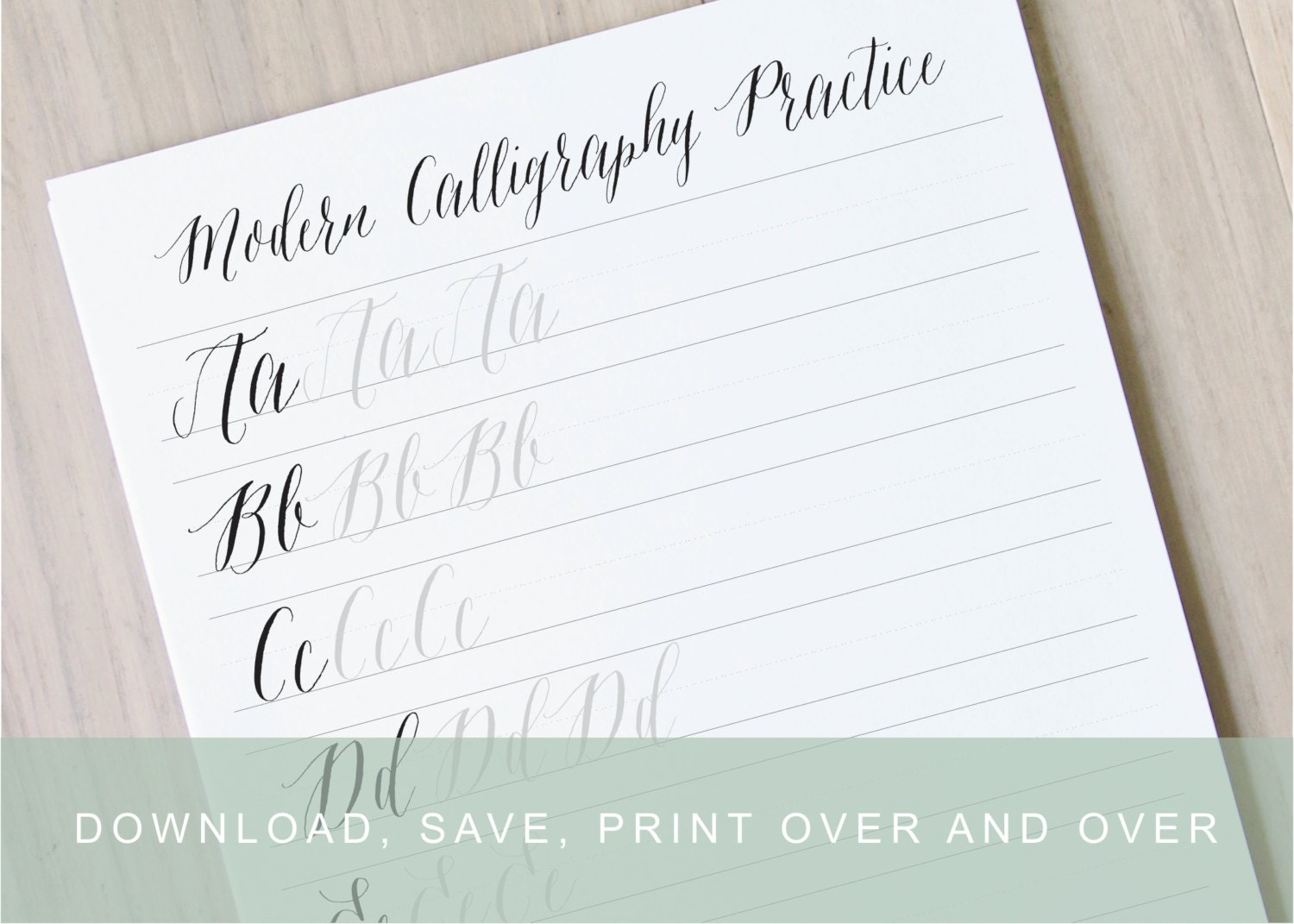 Number Names Worksheets write the number names worksheets : Modern Calligraphy Worksheet, Pointed Pen Calligraphy Alphabet ...