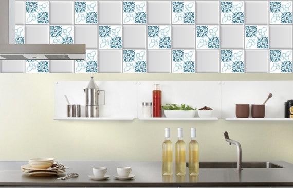 Fliesenaufkleber für Küche Aufkantung Badezimmer