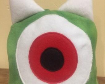 Toddler Monster Eyeball Hat