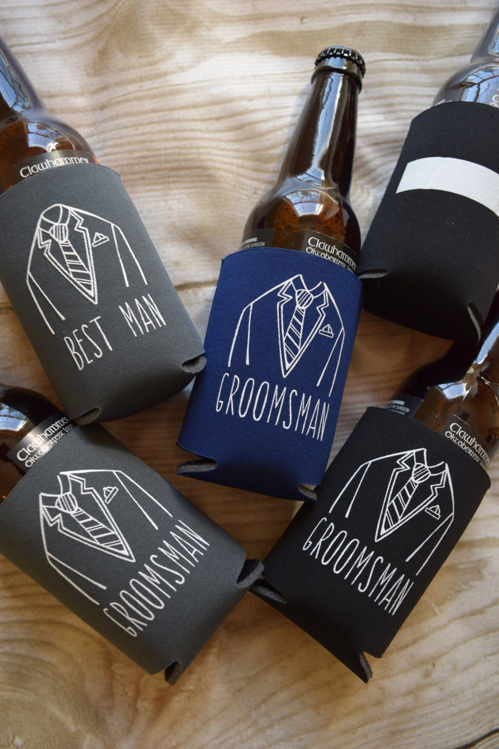 Groomsmen Wedding Gift: Groomsmen Wedding Favors Can Cooler Gifts Groomsman Gifts