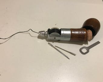 C. A. Meyers Co. Vintage Awl, Famous Lock Stitch Combination Sewing Awl