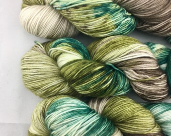 Barrens - Hand Dyed Yarn *DYED TO ORDER*
