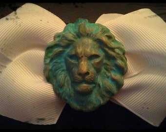 Your Inner Lion Hair Bow