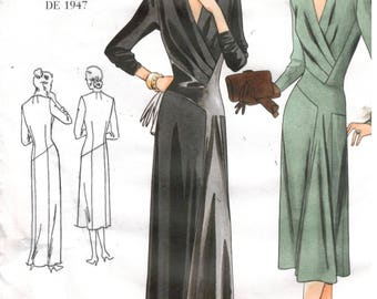 Vintage Vogue V2354 Sewing Pattern (Out of Stock)