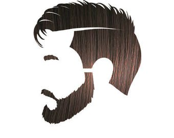 Manly Guy Darkest Brown 100% Natural & Chemical Free Beard and Hair Coloring