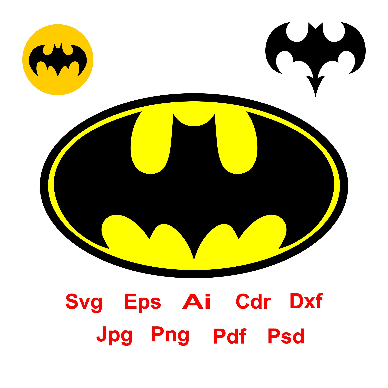 70 off batman logo superhero svg batman svg cricut silhouette rh etsystudio com  batman symbol vector file
