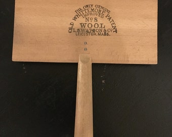 Old Wittemore Patent Carder