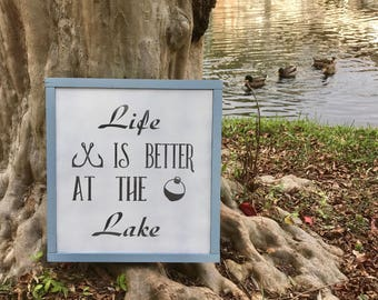 Better At The Lake