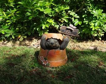 Garden Ornament Melvin The Mole