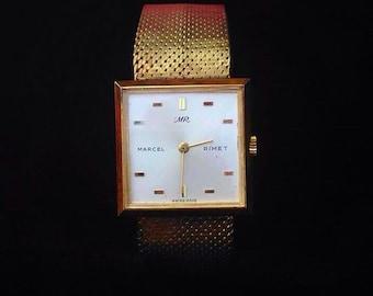 Rare Swiss Made Marcel Rimet Working Windup Watch