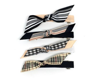 Tom-Bow Hair Clips -  #B48 (4 clips)