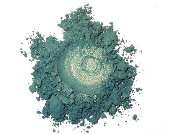 TEMPTING TEAL Mineral Eye Shadow 3 Grams or 5 grams