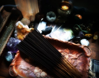 Sacred Space... Hand Dipped Incense Sticks Premium Quality and Highly Fragranced