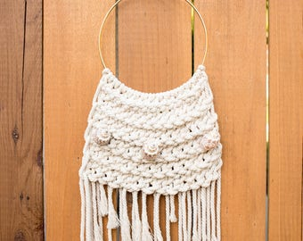 Sea Swept Wall Hanging