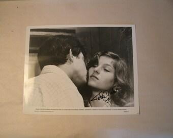 Tatum O'Neal Hand Signed Photo 8 x 10 Original Autograph Hollywood Movie Star Tatum O'Neal