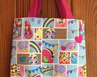 Shopkins crayon bag