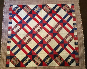 Celebrating Independence Quilt