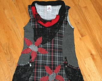 LU510 small cotton tunic