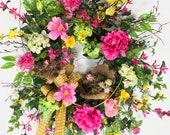 Summer Wreath for Women, ...