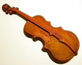 Vintage Violin (Cast Aluminum)