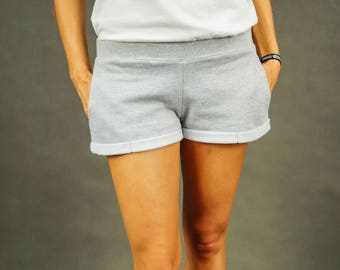 City shorts WM gray
