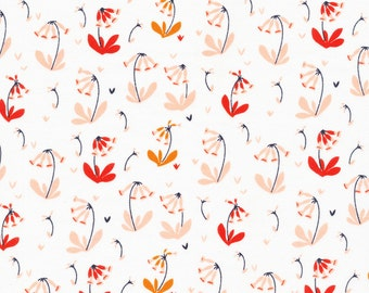 Cloud9 Fabrics - Foxglove - Cowslips