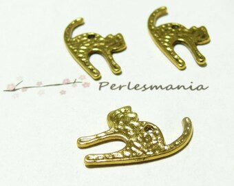 Primer 4 P10999 Golden Cat pendants