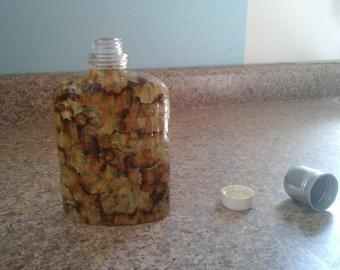 roach paper flask.