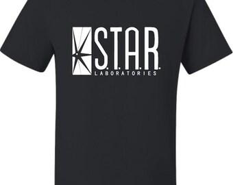 Adult Star Labs T-Shirt