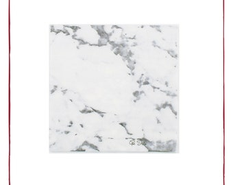 Napkins 3 Veils Marble, pack of 16 pieces