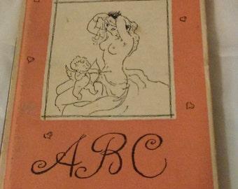 Kjærlighetens ABC: Amorismer om kvinnen og kjærligheten, Vintage Norwegian Books, Love ABC,  Amorismer the Woman and Love, Norwegian Books