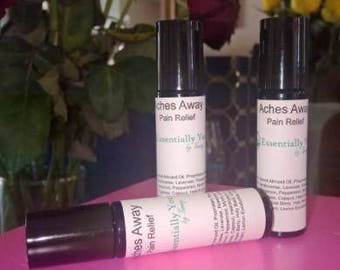 Aches Away Pain Relief Rub