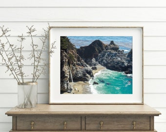 Outdoors Gift, Big Sur Print, California Coast Photo, Travel Photography, Beach Photography, Coastal Decor, California Photo, Travel Art