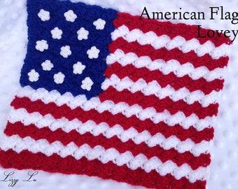 Crocheted Lovey