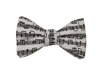 The Conductor (Self tie cotton bow tie)