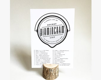 Birmingham Bucket List  |  Birmingham, Alabama