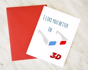 Long Distance Relationship Card / Miss You Card / Love Card / Boyfriend Card / Girlfriend Card