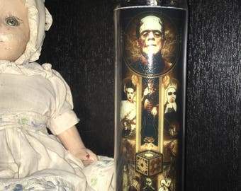 All thats horror prayer style candle
