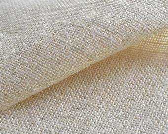100% Burlap fabric by yard Natural color minimum order of 5 yards