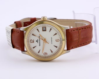 Jaeger Le-Coultre automatic wristwatch (copy). ETA 2824 Swiss made movement, 25 jewels