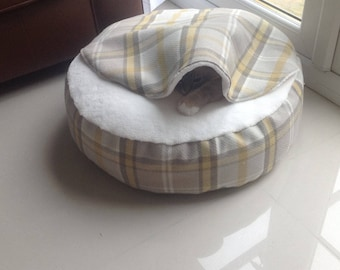 Luxury deep cover top bed cat bed dog bed