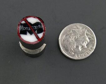 Anti-Monsanto Murrine Boro Cane 8 grams - 113 L
