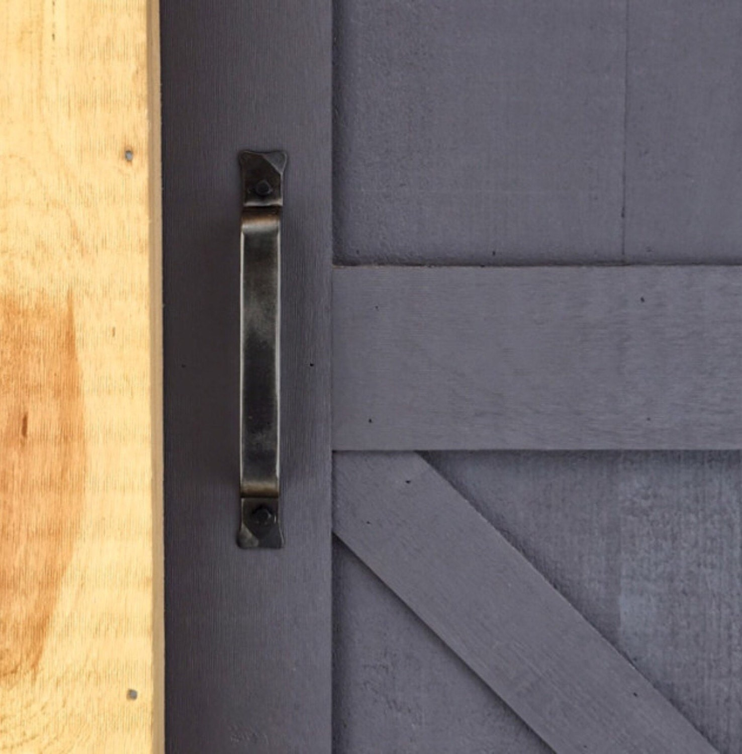 throughout give new hardware doors door a your barns htm barn house contemporary look diy with